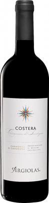 Вино красное сухое «Costera Cannonau di Sardegna» 2014 г.