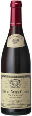 Вино красное сухое «Louis Jadot Cote de Nuits-Villages Le Vaucrain» 2014 г.