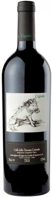 Вино красное сухое «Castello di Querceto Cignale» 2011 г.