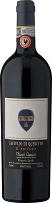 Вино красное сухое «Castello di Querceto Il Picchio Chianti Classico Riserva» 2010 г.
