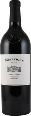 Вино красное сухое «Mirafiore Barbera d'Alba Superiore» 2012 г.