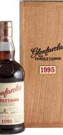 Виски шотландский  «Glenfarclas 1995 Family Casks» в подарочной упаковке