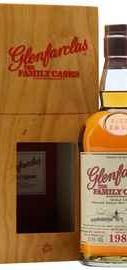 Виски шотландский «Glenfarclas 1982 Family Casks» в подарочной упаковке