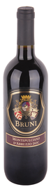 Вино красное сухое «Bruni Montepulciano d'Abruzzo» 2016 г.