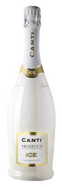 Вино игристое белое полусухое «Prosecco ICE»