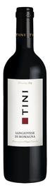Вино красное полусухое «Tini Sangiovese di Romagna» 2016 г.