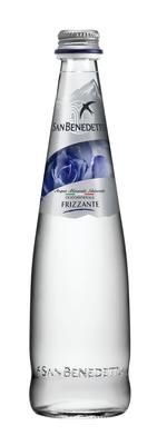 Вода газированная «San Benedetto, 0.5 л» стекло