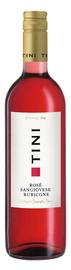 Вино розовое полусухое «TINI Rose» 2016 г.