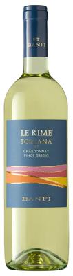 Вино белое полусухое «Le Rime, 0.75 л» 2016 г.