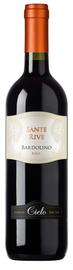 Вино красное сухое «Sante Rive Bardolino» 2016 г.