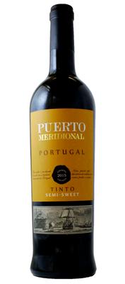Вино красное полусладкое «Puerto Meridional Tinto» 2015 г.