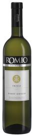 Вино белое полусухое «Romio Pinot Grigio» 2016 г.