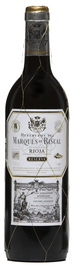 Вино красное сухое «Marques de Riscal Reserva» 2013 г.