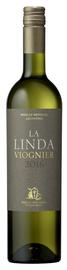 Вино белое сухое «Viognier La Linda» 2016 г.