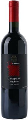 Вино красное сухое «Besini Saperavi» 2016 г.