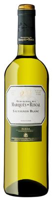 Вино белое сухое «Marques de Riscal Sauvignon» 2016 г.