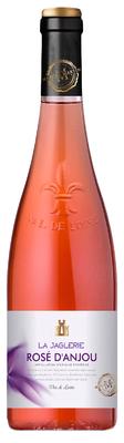 Вино розовое полусухое «Rose d'Anjou La Jaglerie» 2016 г.