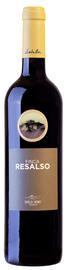 Вино красное сухое «Finca Resalso» 2016 г.