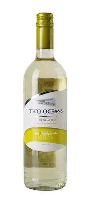 Вино белое полусухое «Two Oceans Full & Fruity» 2016 г.