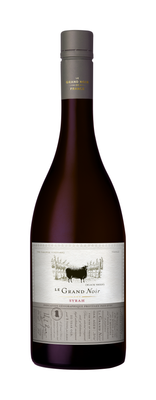 Вино красное полусухое «Le Grand Noir Syrah» 2016 г.