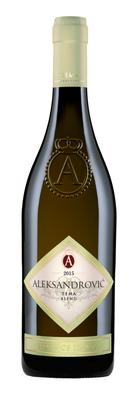 Вино белое сухое «Tema Chardonnay» 2015 г.