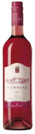 Вино розовое сухое «Centine Rose» 2016 г.