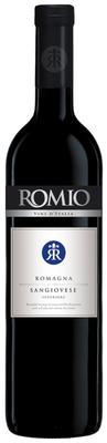 Вино красное полусухое «Romio Sangiovese di Romania Superiore» 2015 г.