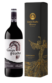 Вино красное сухое «Gran Feudo Reserva» 2010 г., в подарочной упаковке