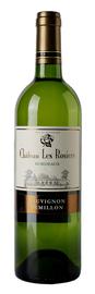 Вино белое сухое «Chateau Les Rosiers» 2015 г.