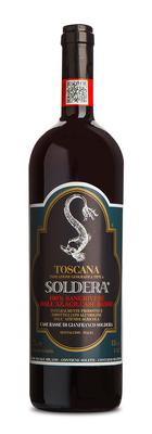 Вино красное сухое «Toscana Sangiovese, 0.75 л» 2009 г.