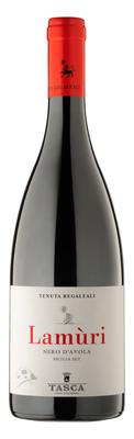 Вино красное сухое «Lamuri» 2015 г.