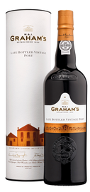 Портвейн «Graham's Late Bottled Vintage Port» 2012 г., в тубе