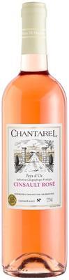 Вино розовое сухое «Chantarel Cinsault Rose» 2016 г.