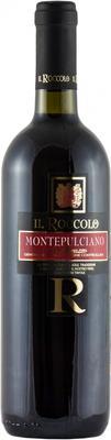 Вино красное сухое «Il Roccolo Montepulciano d'Abruzzo» 2015 г.