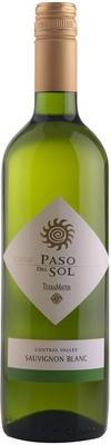 Вино белое сухое «Paso Del Sol Sauvignon Blanc» 2015 г.