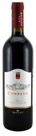 Вино красное полусухое «Centine Rosso» 2015 г.