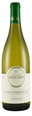 Вино белое сухое «Chablis Premier Cru Beauregard» 2015 г.