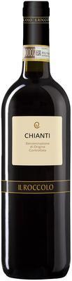 Вино красное сухое «Il Roccolo Chianti» 2016 г.