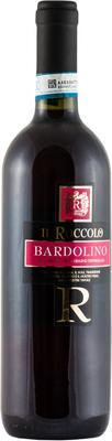 Вино красное сухое «Il Roccolo Bardolino» 2015 г.