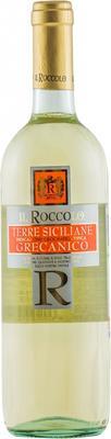 Вино белое сухое «Il Roccolo Grecanico» 2016 г.