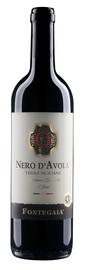 Вино красное сухое «Fontegaia Nero D'Avola» 2016 г.
