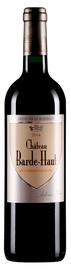 Вино красное сухое «Chateau Barde-Haut Grand Cru Classe Saint-Emilion Grand Cru» 2004 г.