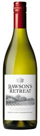 Вино белое сухое «Rawson's Retreat Semillon Chardonnay» 2016 г.