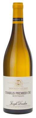 Вино белое сухое «Chablis Premier Cru Montmains» 2015 г.