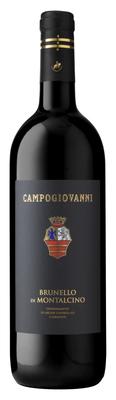 Вино красное сухое «Brunello di Montalcino Campogiovanni» 2012 г.