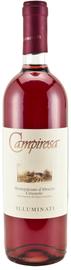 Вино розовое сухое «Campirosa» 2016 г.
