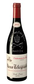 Вино красное сухое «Chateauneuf-du-Pape Vieux Telegraphe La Crau» 2014 г.