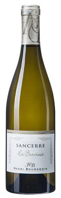 Вино белое сухое «Sancerre Blanc Les Baronnes, 0.375 л» 2016 г.