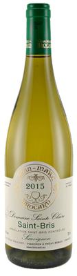 Вино белое сухое «Sauvignon Saint-Bris» 2015 г.