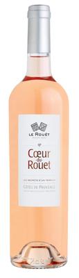 Вино розовое сухое «Coeur du Rouet» 2016 г.